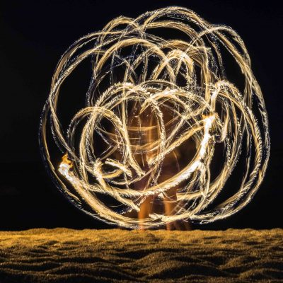 Fire Spinning – Koh Phangan