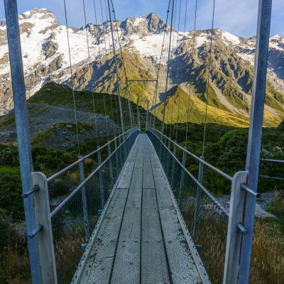 Way to go, Hooker Valley – Mt. Cook Nationalpark